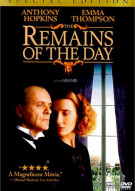 Remains Of The Day, The Movie