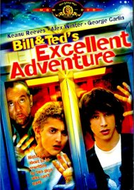 Bill & Teds Excellent Adventure Movie