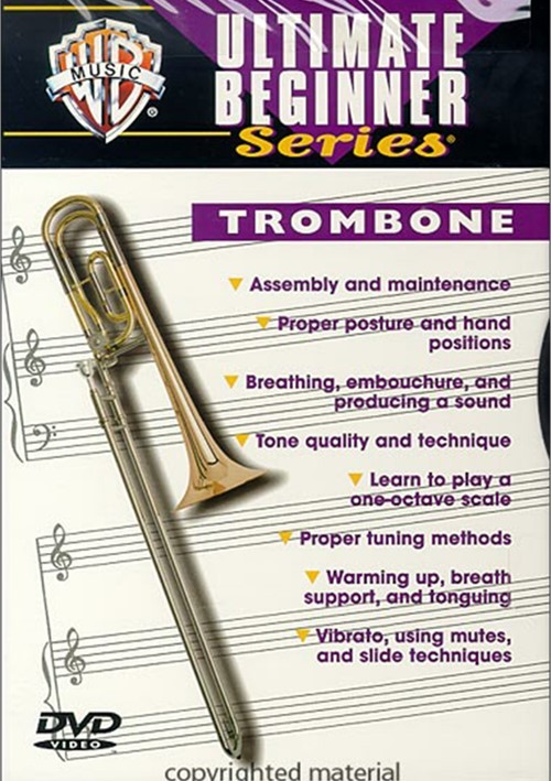 Ultimate Beginner Series, The: Trombone Movie