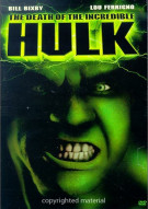 Death Of The Incredible Hulk, The Movie