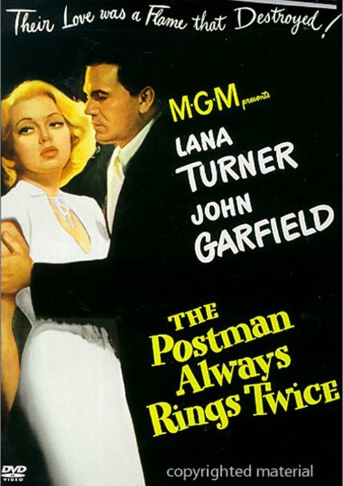 Postman Always Rings Twice, The  Movie