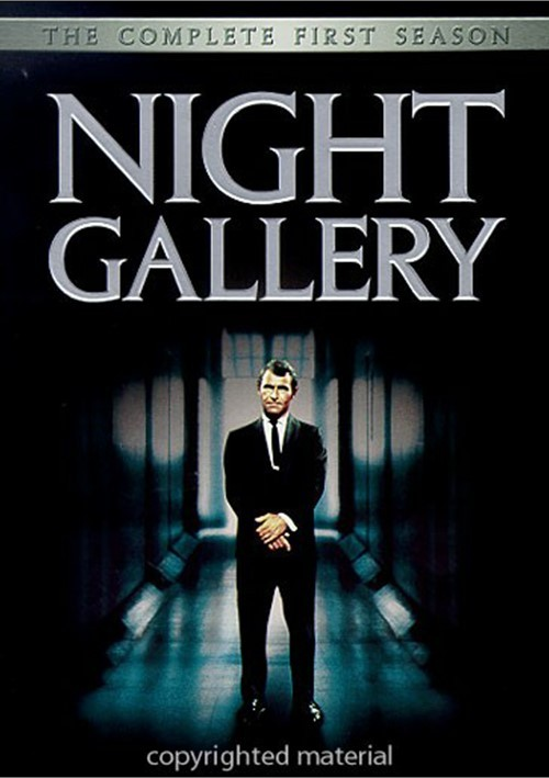 Night Gallery: The Complete First Season Movie