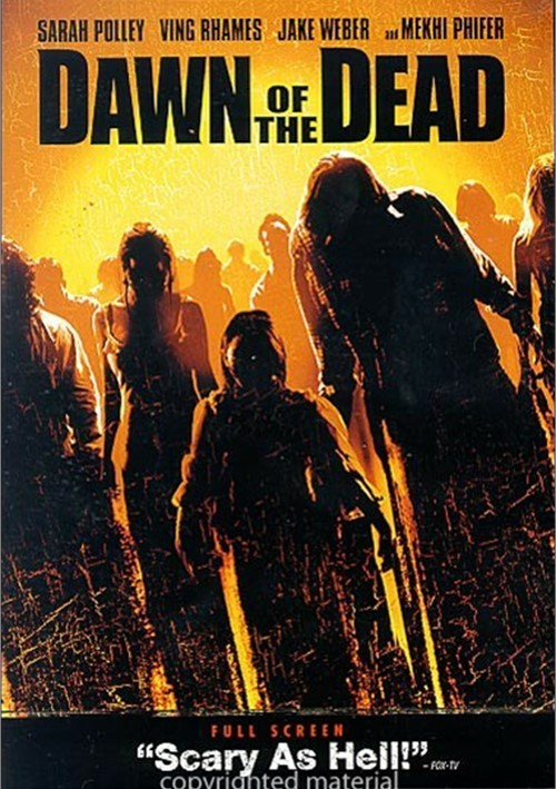 Dawn Of The Dead (Fullscreen) Movie