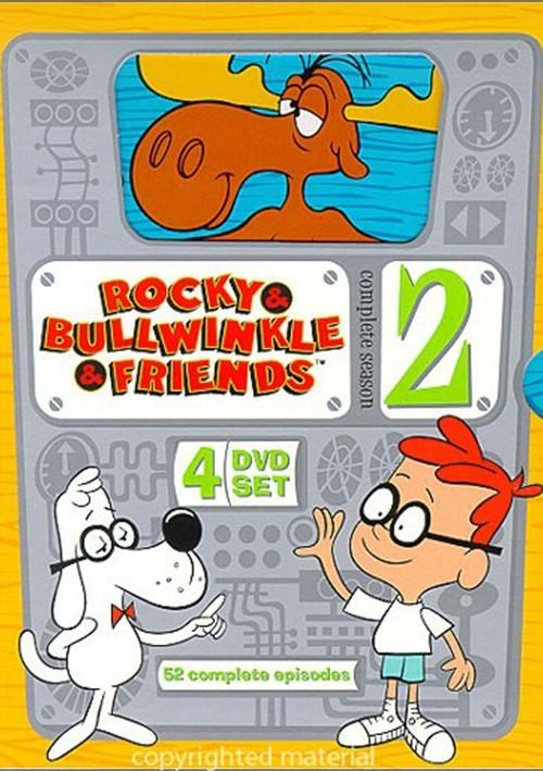 Rocky & Bullwinkle & Friends: Complete Season 2 Movie