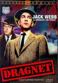 Dragnet - Volume 5 (Alpha) Movie