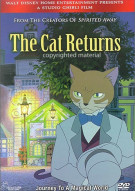 Cat Returns, The Movie