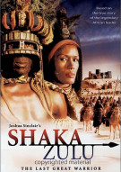 Shaka Zulu: The Last Great Warrior Movie