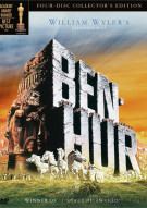 Ben-Hur: 4-Disc Collectors Edition Movie