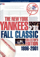 New York Yankees, The: Fall Classic Collectors Edition 1996-2001 Movie