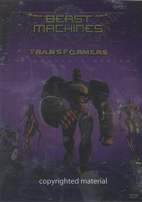 Beast Machines Transformers: The Complete Series Movie