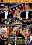 Happy Go Lovely / Smallest Show On Earth (Double Feature) Movie