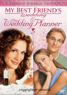 Wedding Planner, The / My Best Friends Wedding (2 Pack) Movie