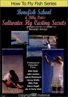How To Fly Fish: Bonefish School & Billy Pates Saltwater Fly Casting Secrets Movie