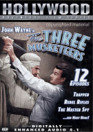 Hollywood Adventure Film Series: The Three Musketeers Movie