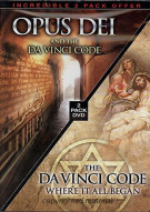 Opus Dei / Da Vinci Code: Where It Began (2 Pack) Movie
