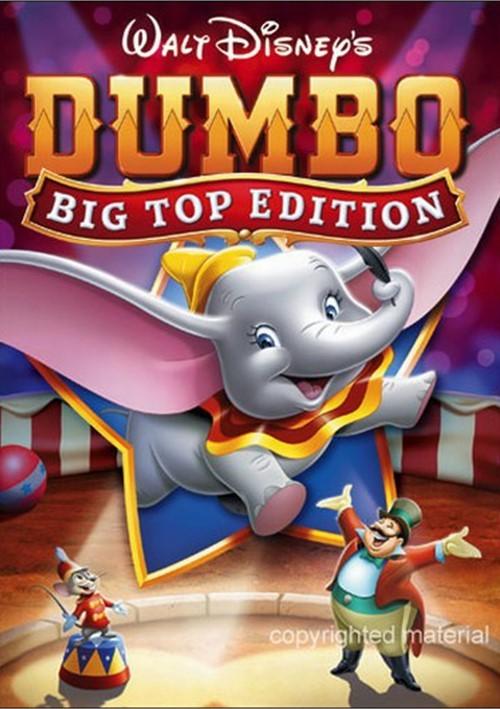 Dumbo: Big Top Edition Movie
