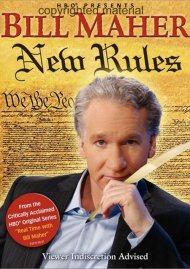 Bill Maher: New Rules Movie