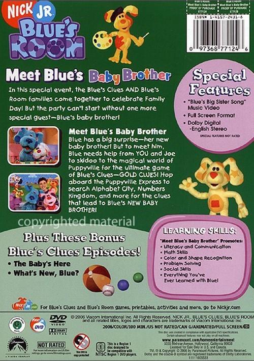 Blues room dvd menu