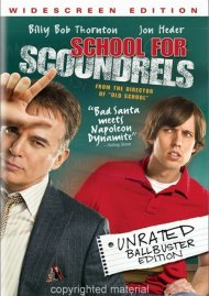 School For Scoundrels: Unrated Movie