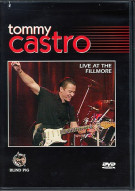 Tommy Castro: Live At The Fillmore Movie