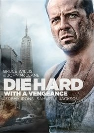 Die Hard With A Vengeance (Repackage) Movie