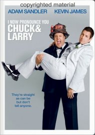 I Now Pronounce You Chuck & Larry (Widescreen) Movie