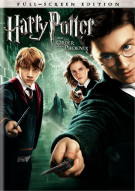 Harry Potter And The Order Of The Phoenix (Fullscreen) Movie
