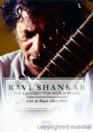 Ravi Shankar: The Concert For World Peace Movie