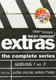 Extras: The Complete Series Movie
