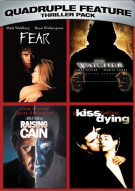 Thriller Pack (Quadruple Feature) Movie