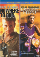 Nowhere To Run / Desert Heat (Double Feature) Movie