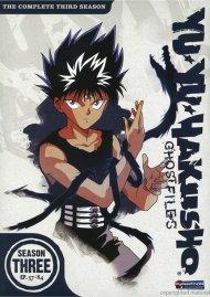 Yu Yu Hakusho: Ghost Files - The Complete Third Season Movie