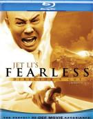Jet Lis Fearless: Directors Cut Blu-ray
