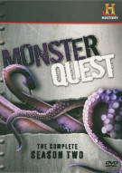 MonsterQuest: The Complete Season Two Movie