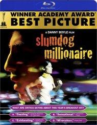 Slumdog Millionaire Blu-ray