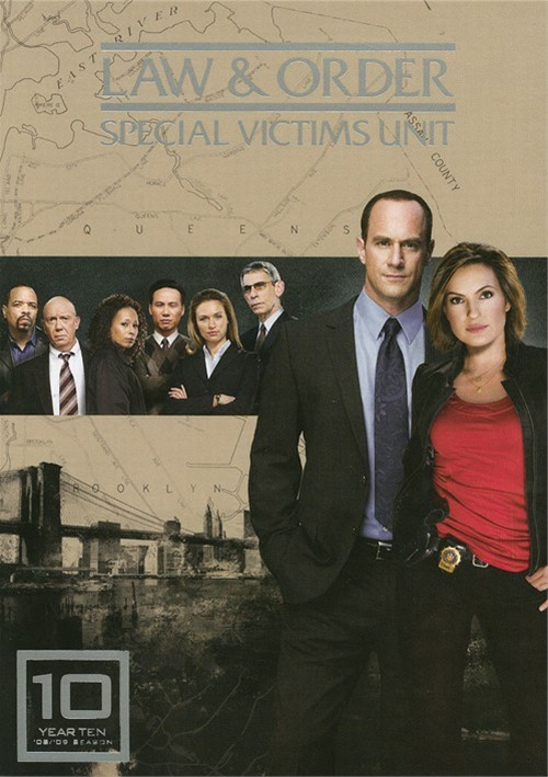 Law & Order: Special Victims Unit - The Tenth Year Movie