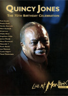 Quincy Jones: The 75th Birthday Celebration - Live At Montreux 2008 Movie