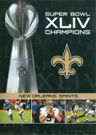 NFL Super Bowl XLIV Champions Movie