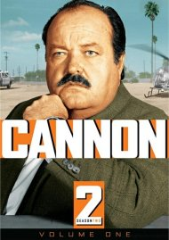 Cannon: Season Two - Volumes One & Two Movie