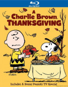 Charlie Brown Thanksgiving, A Blu-ray