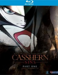 Casshern Sins: Part 1 Blu-ray