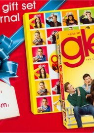 Glee: The Complete First Season - Gleek Gift Set With Journal Movie