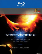 Universe, The: The Mega Collection Blu-ray