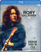Rory Gallagher: Irish Tour 74 Blu-ray