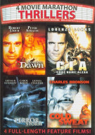 4 Movie Marathon: Thrillers Movie