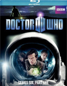 Doctor Who: Series Six - Part One Blu-ray