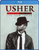 Usher: OMG Tour - Live From London Blu-ray