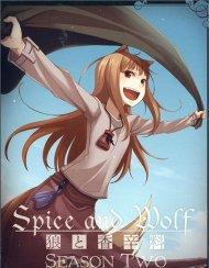 Spice And Wolf: Season Two - Alternate Art (Blu-ray + DVD Combo) Blu-ray