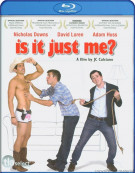 Is It Just Me? Blu-ray