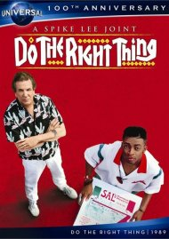 Do The Right Thing (DVD + Digital Copy) Movie